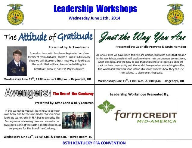 Workshop flyer back 14