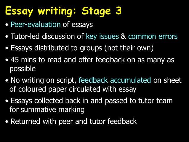write career development essay
