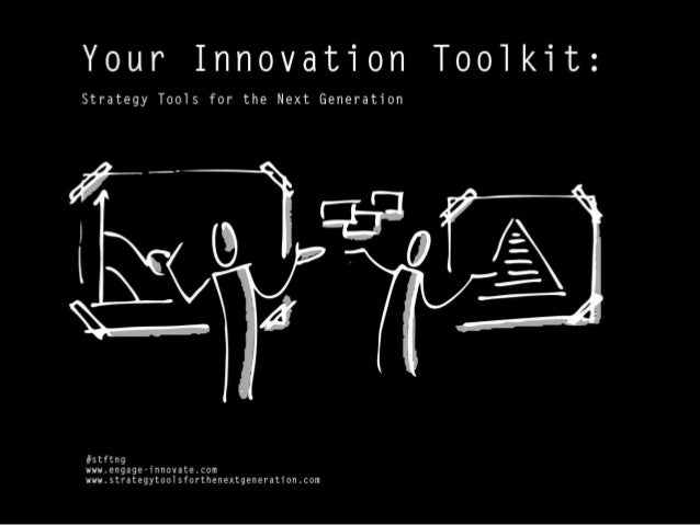 Your Innovation Toolkit - Workshop at the World Innovation Convention 2013
