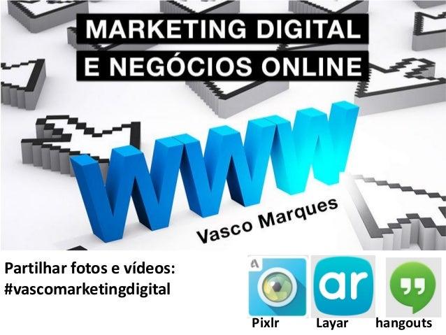 Workshop marketing digital esec coimbra