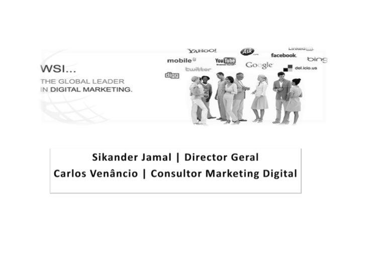 Os Clientes estão a Digitalizar-se                                                                             e cada vez ...