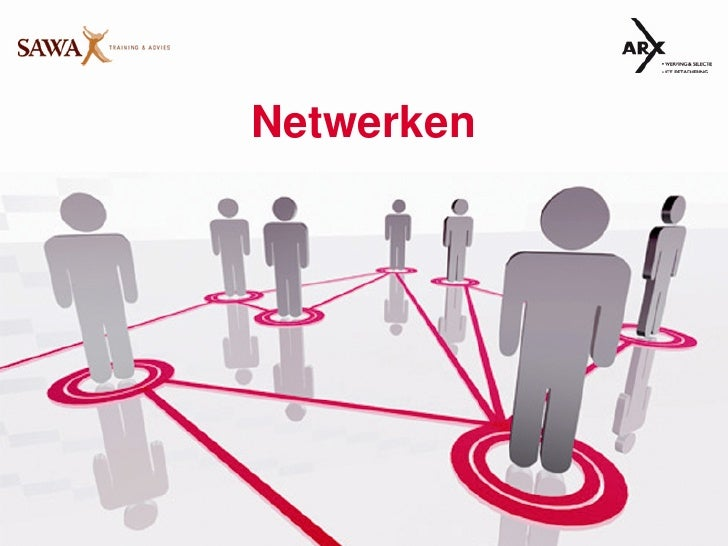 Netwerken<br />