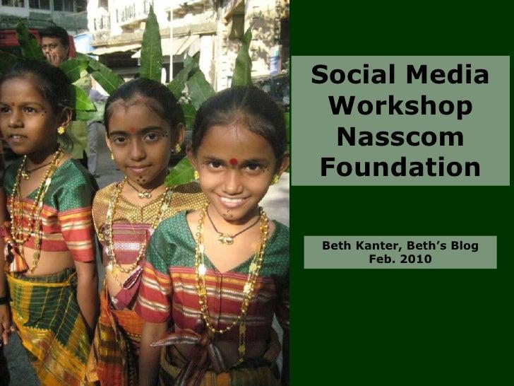 NGO Workshop Mumbai