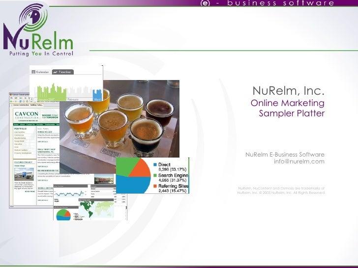 Workshop Online Marketing Short 08 25 09(2)