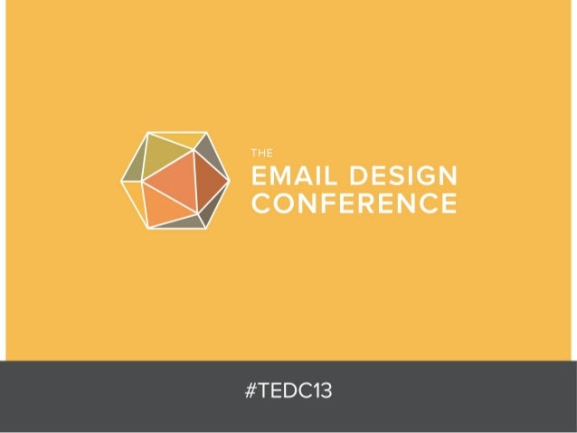 How To Optimize Your Email Workflow - TEDC13 Boston