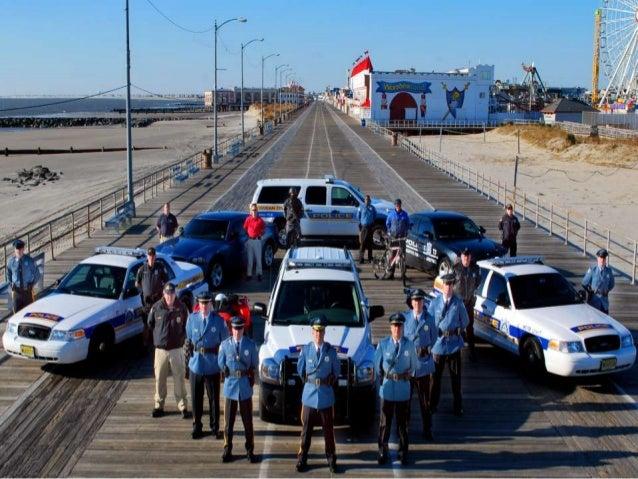 Ocean City Police chief public safety presentation Nov. 14, 2013