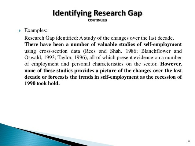Research Thesis Examples