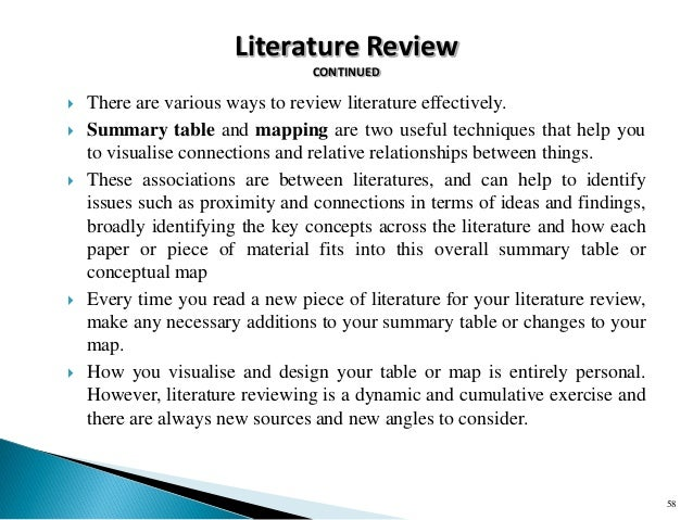 literature review counseling research paper Check a perfect research literature review sample be sure that our writers would craft even a better one for you choose top literature research service.