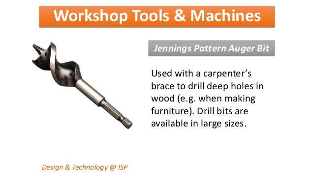 machine shop tools list