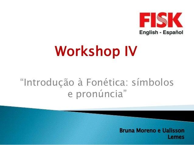 Workshop v