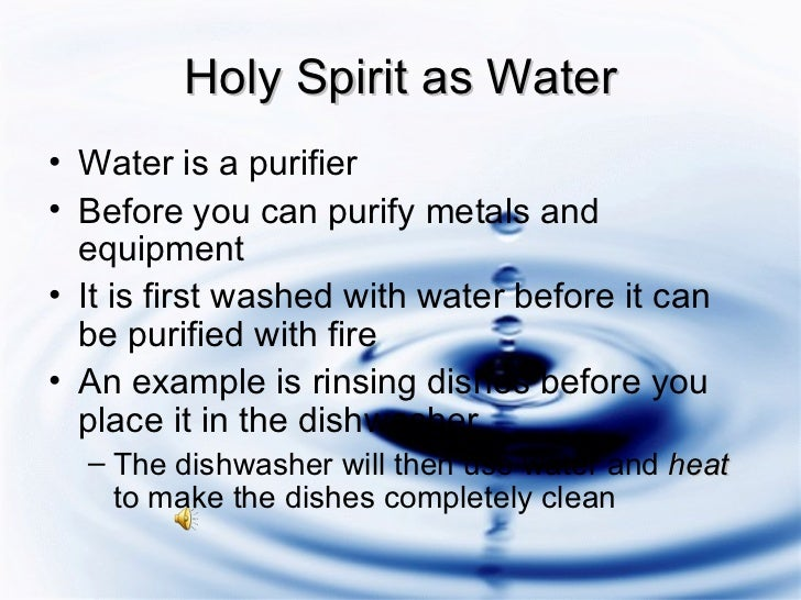 how to prepare holy water