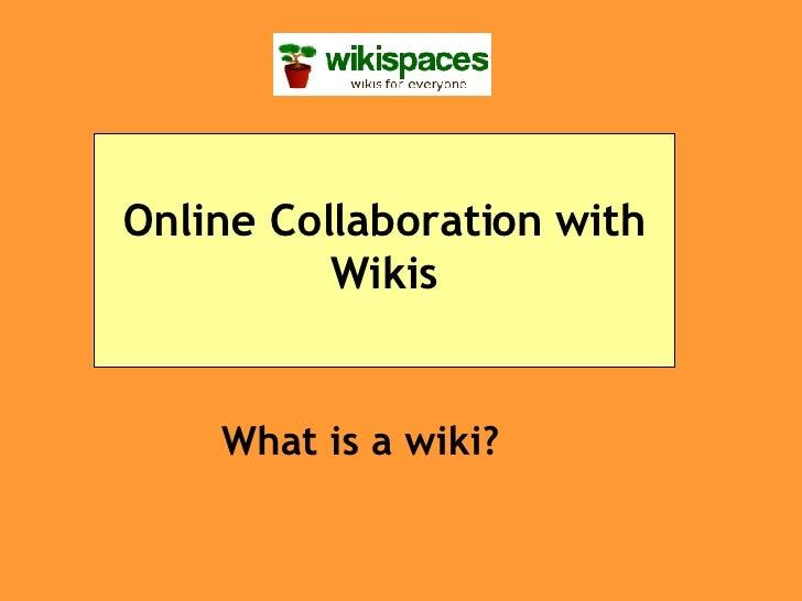 Workspacewiki
