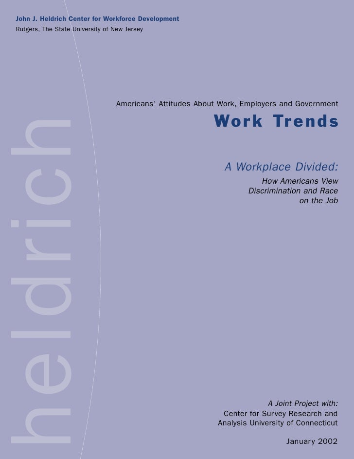 Work trends 020107