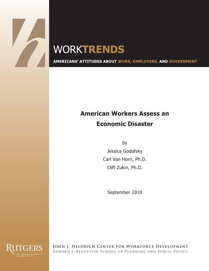 Work trends september_2010