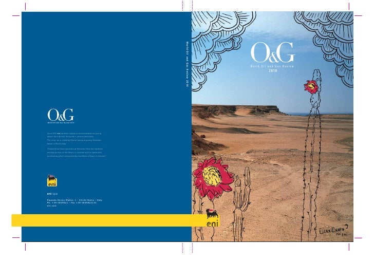 World Oil and Gas Review          2010