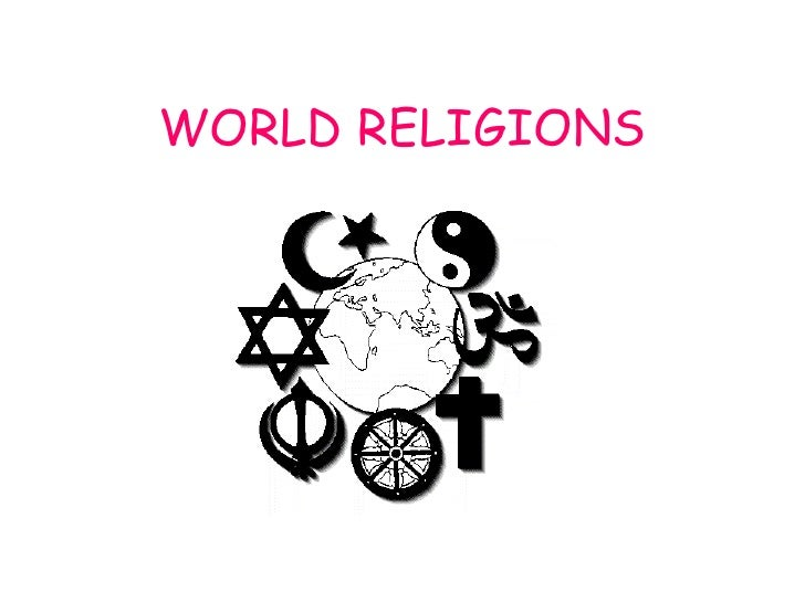 one world many religions The most popular apostasy in christendom today is the teaching that god has revealed himself in many  the one world religion how it is  of the world's pagan.