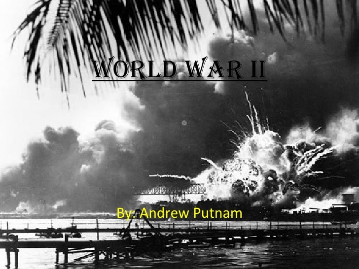 World War Ii Project
