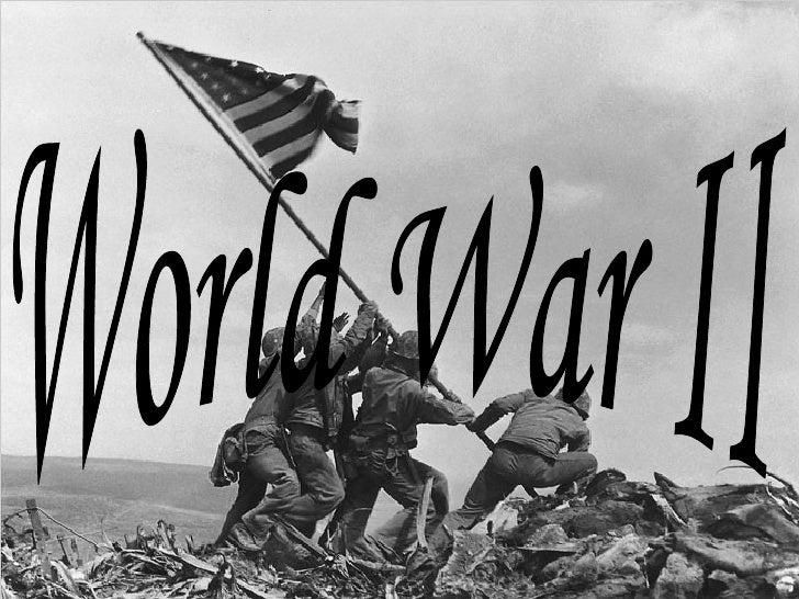 World War Slideshow Ii