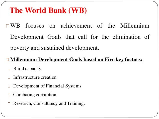 role of youth and millennium development Fact sheet: youth and education • 11% of the world's youth (15-24 years old) are non-literate • data from 2005-2008 indicates that in developing countries, the.