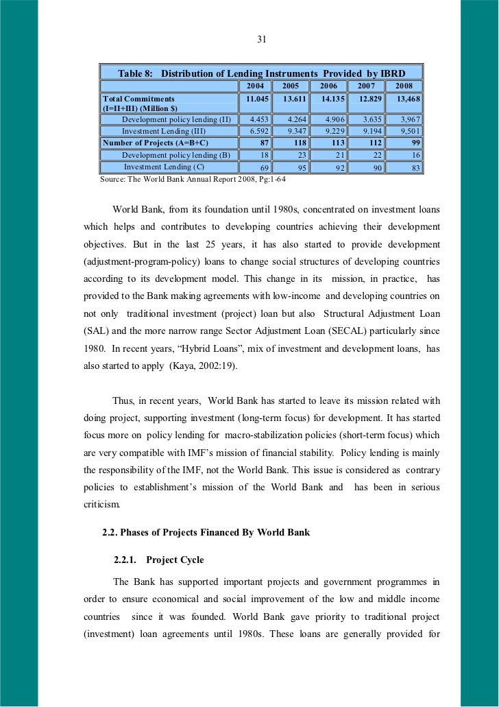 project reports on performance evaluation of banks Financial performance in the banking sector: a study with special reference to kenyan commercial banks using data envelopment analysis (dea.