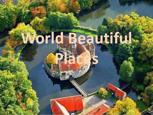 World Beautiful Places