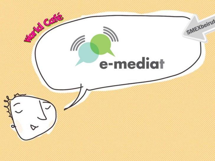Emediat: World Cafe