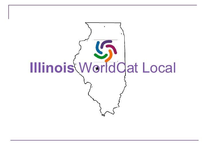 WorldCat Local Illinois
