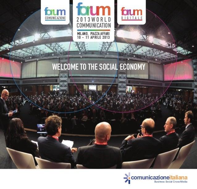 Presentazione World Communication Forum