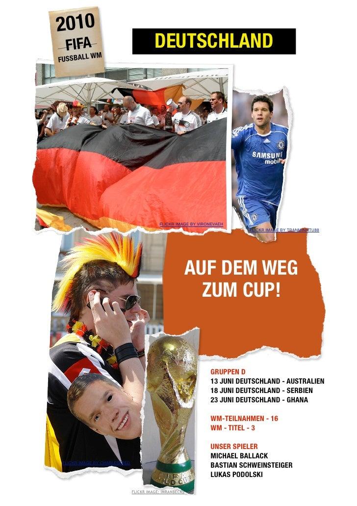 2010   FIFA                                   DEUTSCHLAND          WM FUSSBALL                                            ...