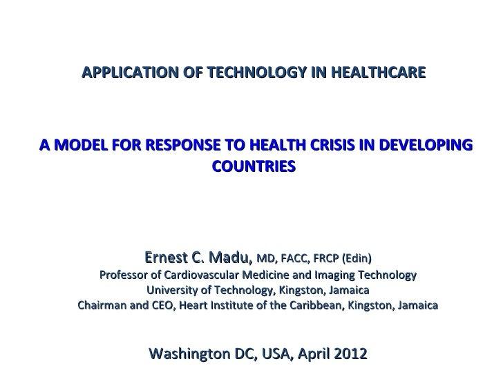 World healthcare conference madu-v3