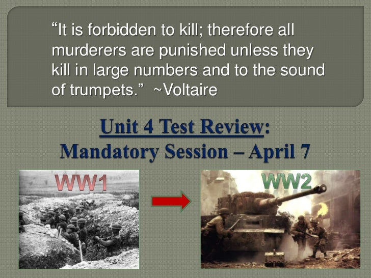 """""""It is forbidden to kill; therefore all murderers are punished unless they kill in large numbers and to the sound of trump..."""