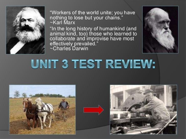 """Workers of the world unite; you have nothing to lose but your chains."" ~Karl Marx<br />""In the long history of humankind ..."