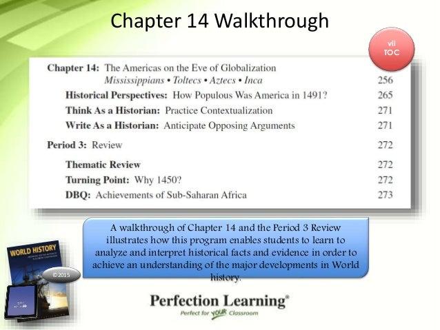 ap world history dbq chapter 7