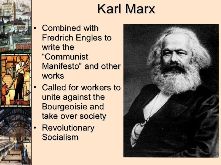 an analysis of the effects of karl marx on communism Karl heinrich marx was born on may 5 analysis of karl marx and communism the one increases the effect of the other and thus.