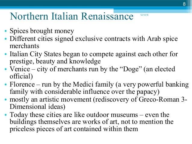 ap european history essay renaissance