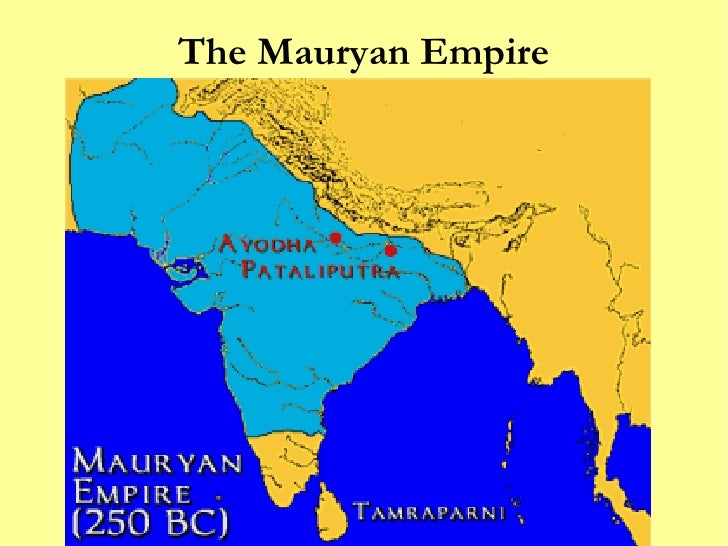maurya empire The maurya empire was founded in 322 bc by chandragupta  the maurya  empire started to go into decline around 190 bc when the.