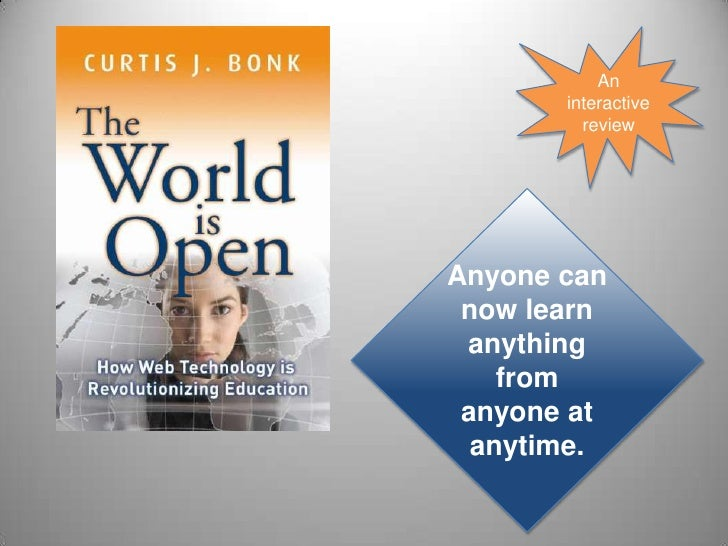 The World Is Open - a review
