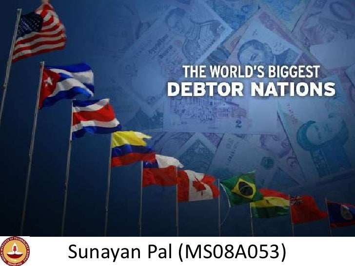 World Largest Debt Country