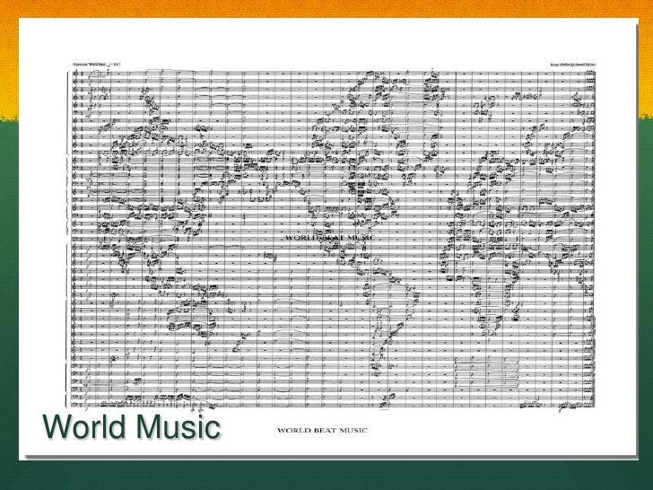 World Music<br />