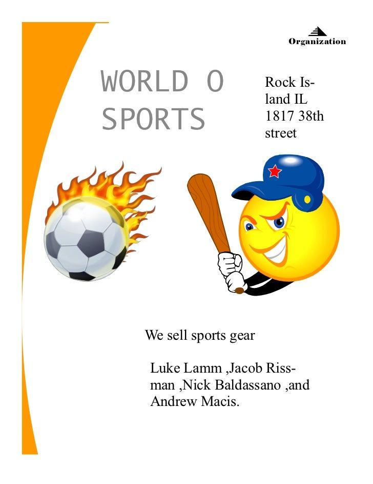 OrganizationWORLD O                 Rock Is-                        land ILSPORTS                  1817 38th              ...
