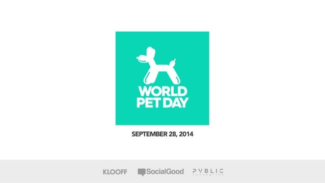 World Pet Day 2014