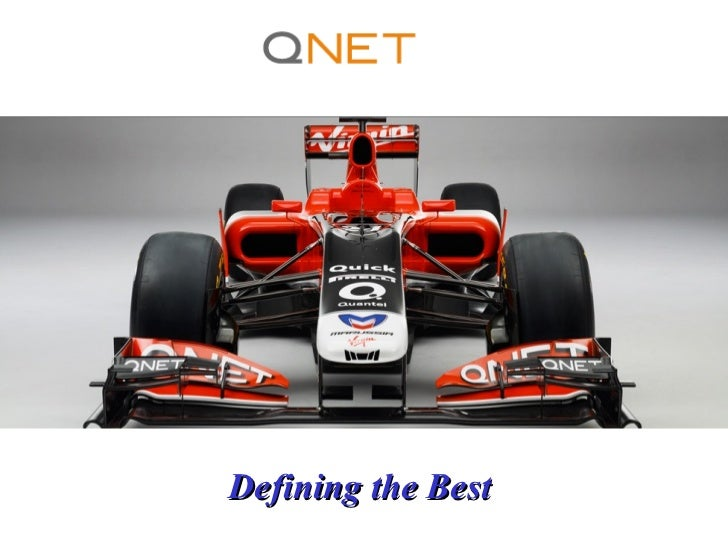 Defining the Best