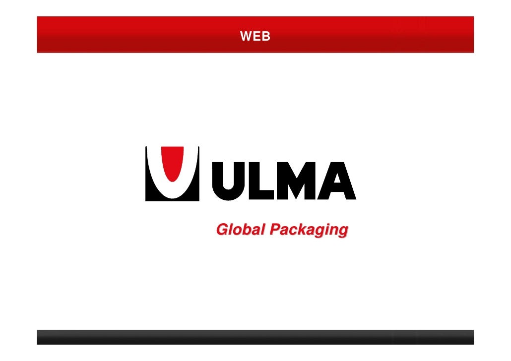 WEBGlobal Packaging