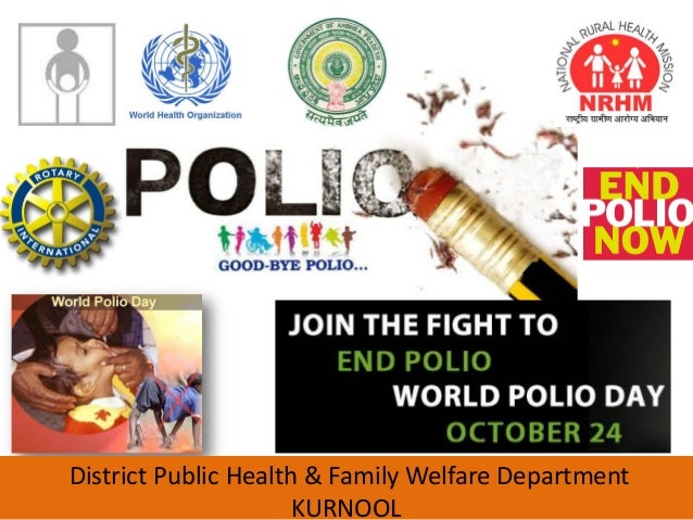 World polio day documentation of activites