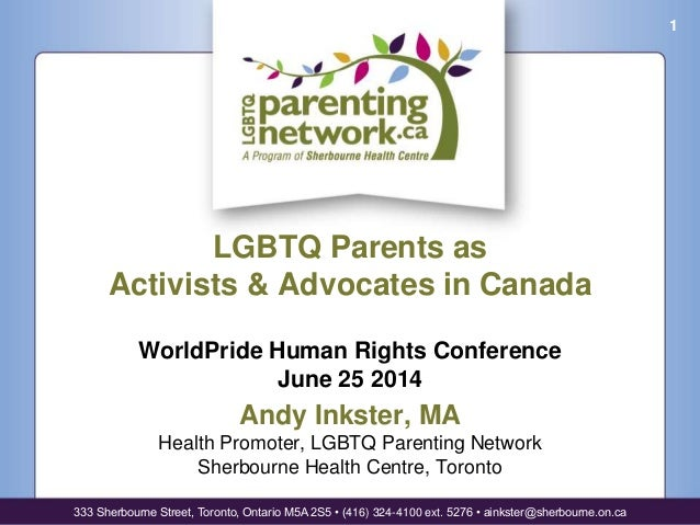 WorldPride Human Rights Conference