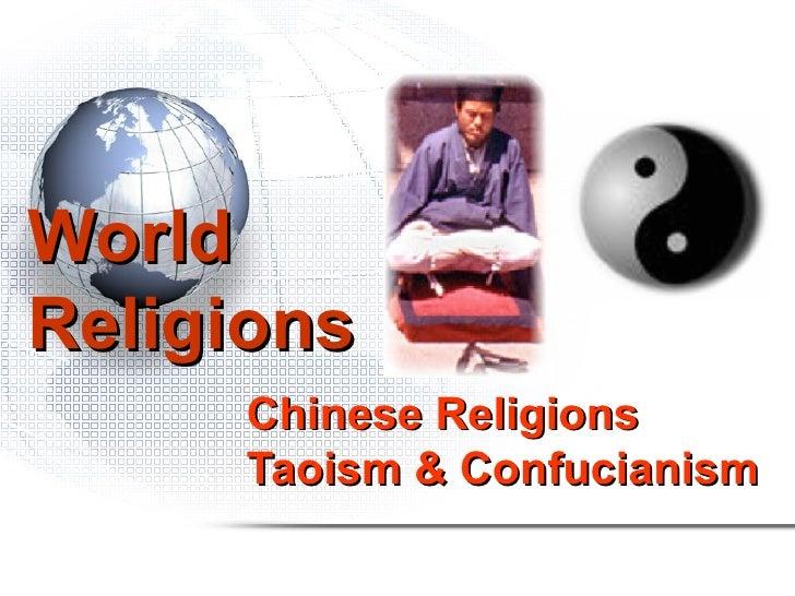 World religions chinese