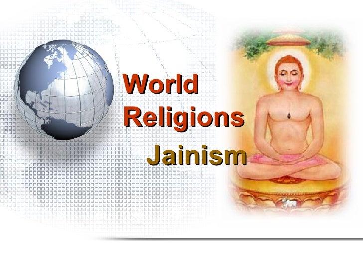 WorldReligions Jainism