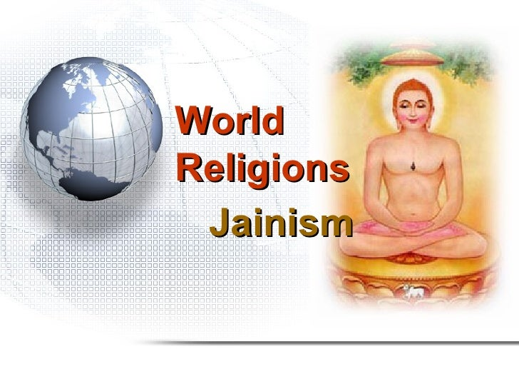 World religions jainism