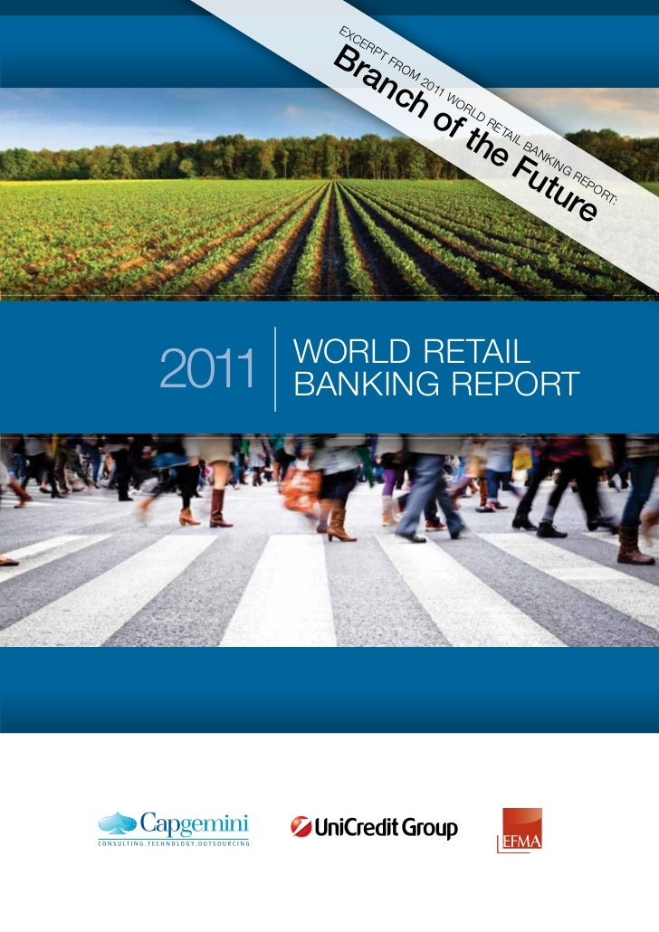 World Retail Banking Report 2011 Spotlight