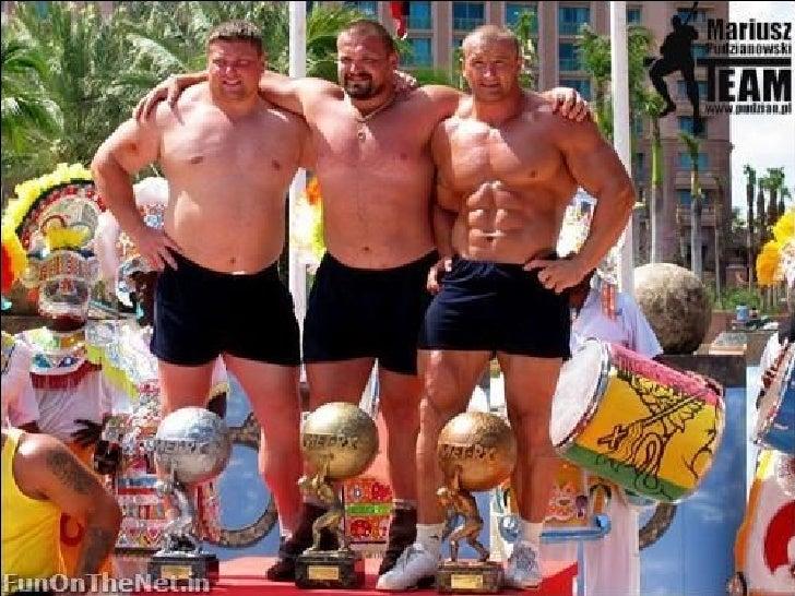 Worlds Strongest Man World Cup Bodybuilder
